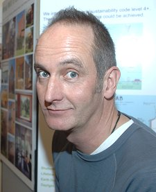 Kevin McCloud back in Swindon