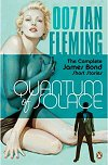 Quantum of Solace Ian Fleming Swindon