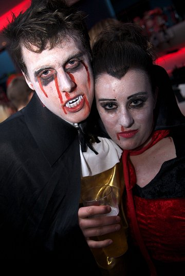 Halloween in Swindon 2008