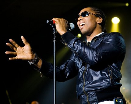 Lemar in Swindon