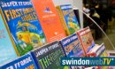 Jasper Fforde back in Swindon