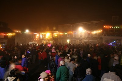 Highworth Christmas Lights 2008