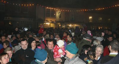 Highworth Christmas Lights