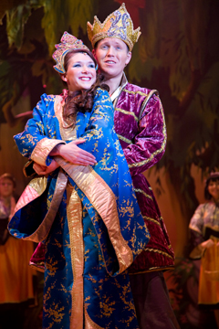 Aladdin at the Wyvern Theatre
