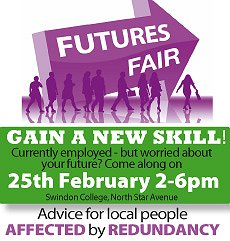 Swindon College Futures Fair