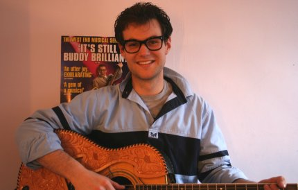 Buddy Holly in Swindon