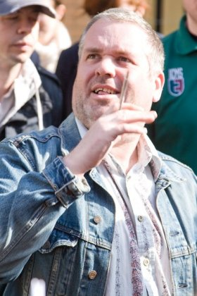 Chris Moyles announces BBC Big Weekend will be in Swindon