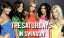 The Saturdays are coming to Swindon