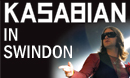 Kasabian in Swindon