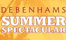 Debenhams Summer Spectacular