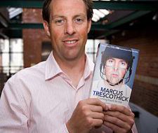 Marcus Trescothick at The Arts Centre, Swindon