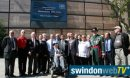 Badge Ceremony To Honour Swindon Veterans