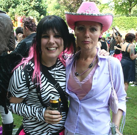 Swindon Pride 2009