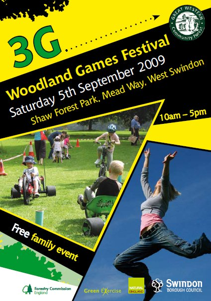 Swindon Woodland Games 2009