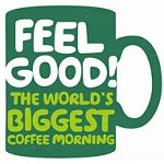 Macmillan Coffee Morning Logo
