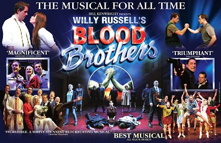 Blood Brothers Swindon Wyvern