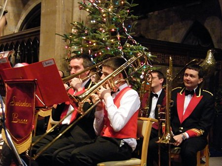 Swindon Pegasus Brass Christmas Concert