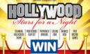 Hollywood star for a night - WIN TICKETS
