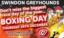 Christmas and New Year at Swindonn Greyhounds