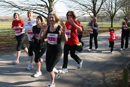 Mad March Hare Run Lydiard Park Swindon