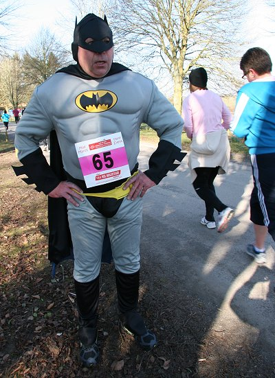 Mad March Hare 10K Lydiard Park Swindon