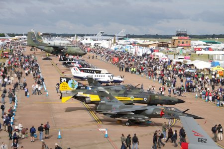 Royal International Air Tattoo: 17 & 18 July 2010