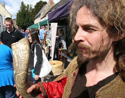 Highworth Medieval Market 2010