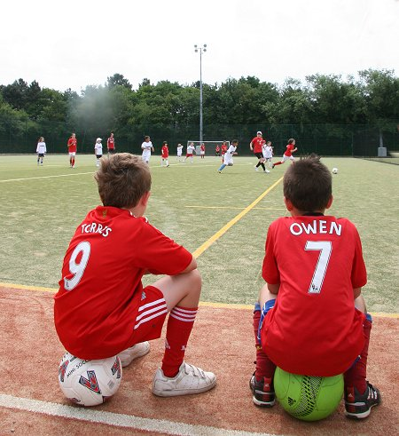 Swindon Football Festival 2010