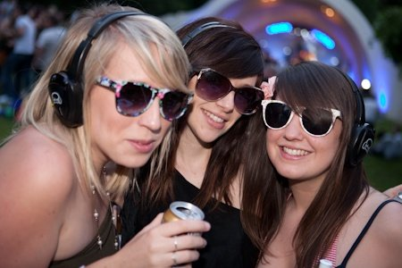 Silent Disco Old Town Bowl Swindon