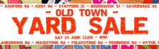 Yard Sale Swindon