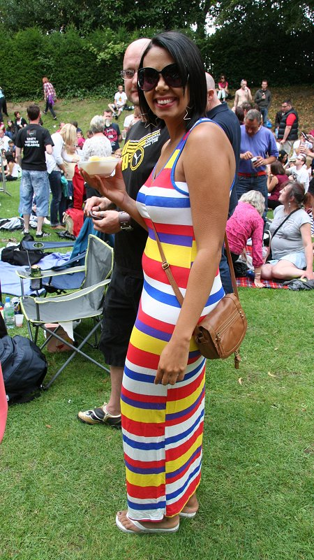 Swindon Pride 2011, Town Gardens, Swindon