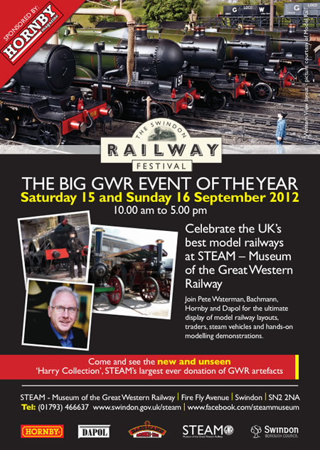 Railway Festival Swindon 2012