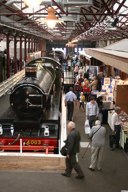 Swindon Railway Festival 2012