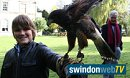 Swooping into Swindon!