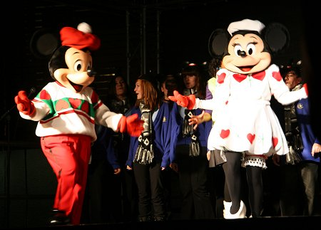 Walt Disney Lights Switch-on Swindon