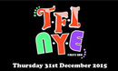 New Years Eve Party @ Riffs
