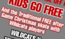 Swindon Wildcats festive face off