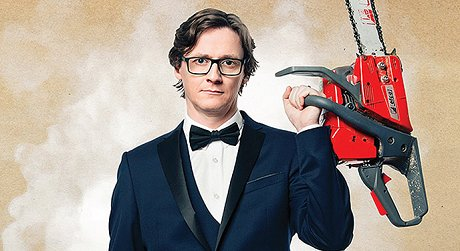 Ed Byrne in Swindon