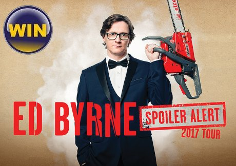 Ed Byrne Wyvern Theatre Swindon