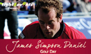 James Simpson Daniel Golf Day