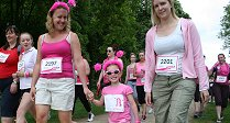 Race for Life Swindon 2013
