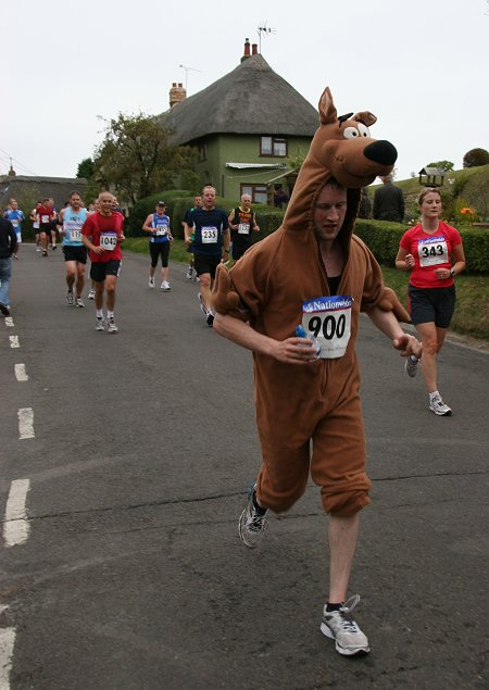 Swindon Half Marathon 2011
