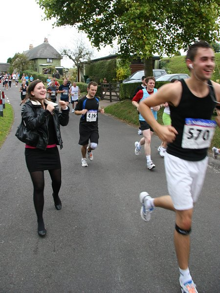 Swindon Half-Marathon 2011
