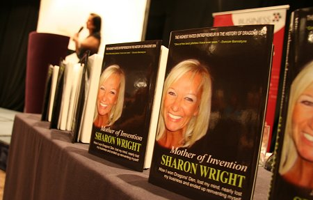 Sharon Wright Dragon Slayer in Swindon