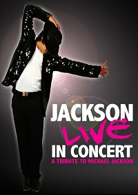 Jackson Live in Concert Swindon