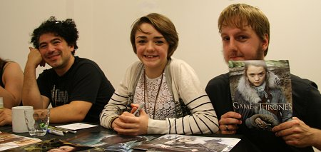 Game of Thrones Stars in Swindon