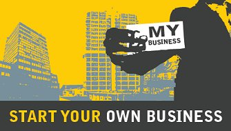 Want To Start Your Own Business?...