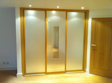 Superglide Sliding Wardrobe Doors Swindon