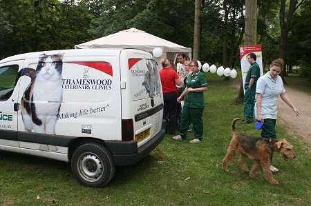 Thameswood Vets Canine Check Up Swindon