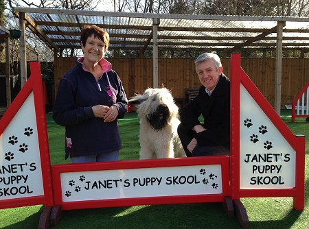 Janet's Puppy School Swindon